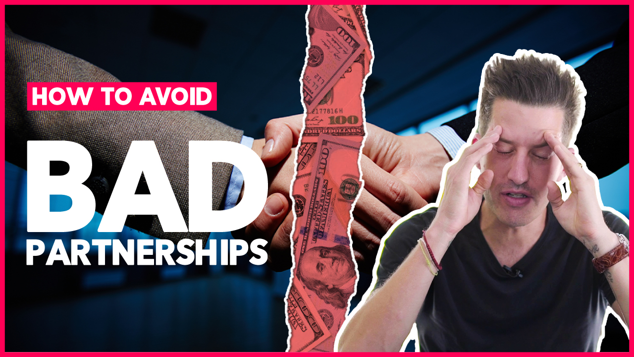 How to Avoid Bad Partnerships